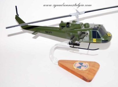 HAL-5 Bluehawks HH-1k Model