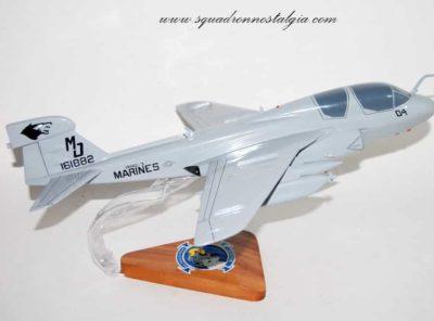 VMAQ-3 Moon Dogs EA-6b Model