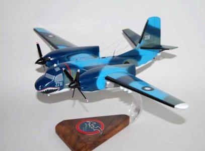 134th Squadron S-2T Model