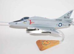 VMA-211 Wake Island Avengers A-4E 1972