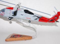 HSM-49 Scorpions MH-60R Model