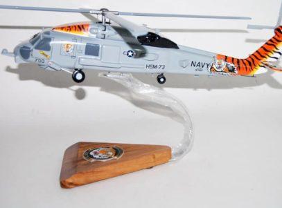 HSM-73 Battlecats MH-60R Model