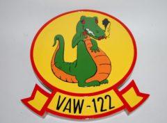 VAW-122 Hummer Gators Plaque