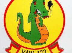 VAW-122 Hummer Gators Plaque