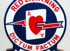 VF-194 Red Lightnings Plaque