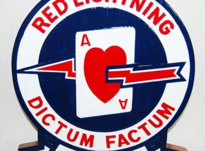 VF-194 Red Lightnings Plaque