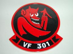 VF-301 Devil's Disciples Plaque