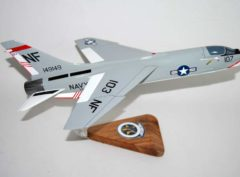 VF-51 Screaming Eagles F-8J Model