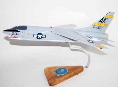 VF-62 F-8 Crusader Model