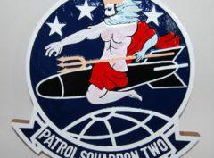 VP-2 Neptune Plaque