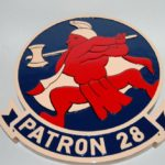 VP-28 Hawaiian Warriors Plaque
