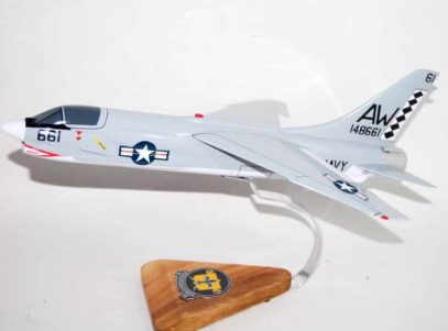 VSF-76 Saints F-8 Crusader Model