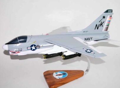 VA-27 Royal Maces A-7e (1979) Model