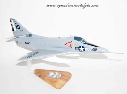 VA-72 Blue Hawks A-4 (1967) Model