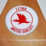 17th Arctic Airlift C-130 Model