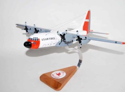 17th Arctic Airlift C-130 Model