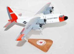 17th Arctic Airlift C-130D model