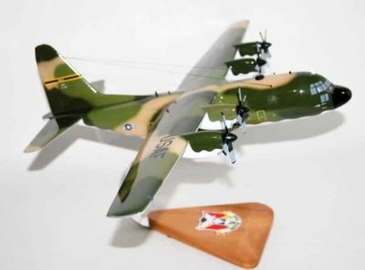 36th Tactical Airlift Squadron C-130 model