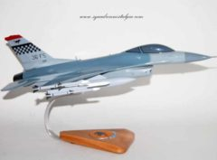 36th FS The Fabulous Flying Fiends F-16 Model