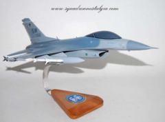 55th FS Fighting Fifty Fifth F-16 Model