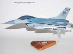 77th FS Gamblers F-16 Model