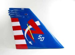 VX-23 Salty Dogs F/A-18 Tailflash