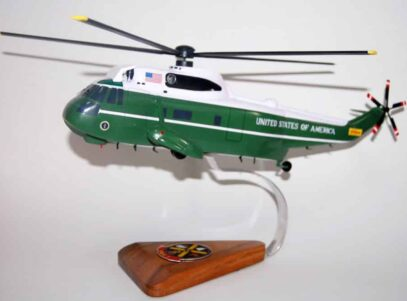 HMX-1 H-3 Presidential Helo Model