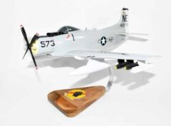 VA-25 Fist of the Fleet A-1 Spad Model
