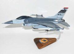36th FS The Fabulous Flying Fiends F-16 Model