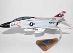 VF-213 Fighting BlackLions F-4 (1972) Model