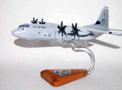 37th Airlift Squadron Blue Tail Flies C-130J Model