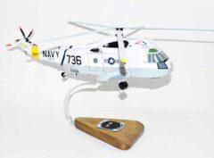 HS-5 Nightdippers H-3 Sea King Model