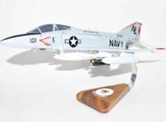 VF-191 Satan's Kittens F-4J (1976) Model