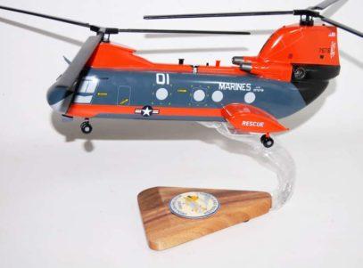 """Search And Rescue """"PEDRO"""" CH-46 Model"""