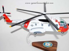 Coast Guard HH-3F Sea King Model