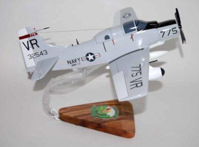 VAW-13 Zappers EA-1F Model