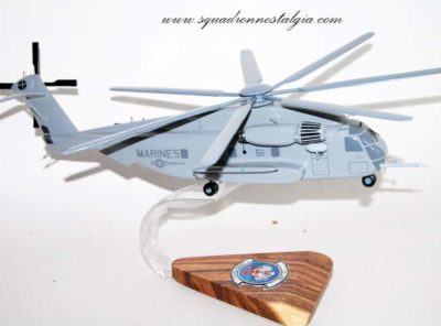 HMH-361 Flying Tigers CH-53E Model