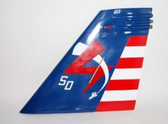 VX-23 Salty Dogs F/A-18 Tail