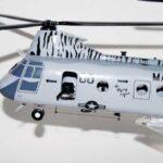 HMM-262 Flying Tigers CH-46 Model