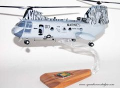 HMM-262 Flying Tigers CH-46 Model