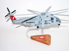 HMH-465 Warhorses CH-53E Model
