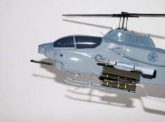 HMLA-269 Gunrunners AH-1 Model