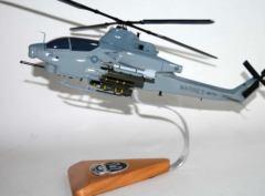 HMLA-369 Gunfighters AH-1 Model
