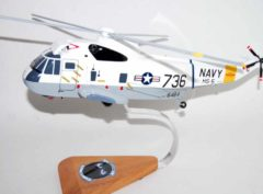 HS-5 Nightdippers H-3 Sea King Model