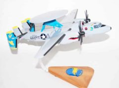 VAW-112 Golden Hawks E-2C Model