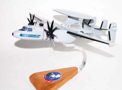 VAW-77 Night Wolves E-2C Model