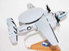 VAW-77 Night Wolves E-2C Model