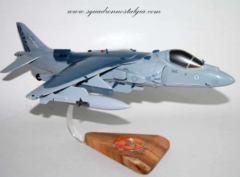 VMA-223 Bulldogs AV-8B Model