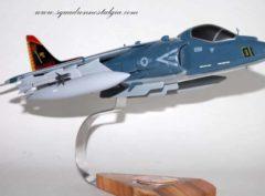 VMA-311 Tomcats AV-8B Harrier Model