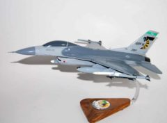 112th Fighter Squadron Stingers F-16 model (5)